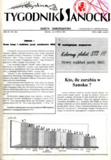 Tygodnik Sanocki, 1993, nr 1