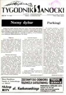 Tygodnik Sanocki, 1993, nr 5