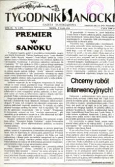 Tygodnik Sanocki, 1993, nr 6