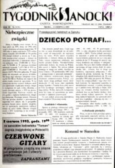 Tygodnik Sanocki, 1993, nr 8