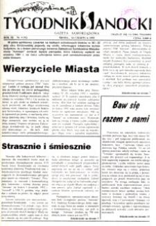 Tygodnik Sanocki, 1993, nr 9