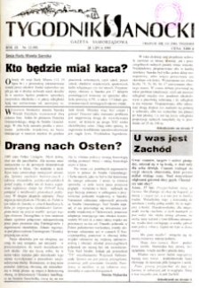 Tygodnik Sanocki, 1993, nr 12