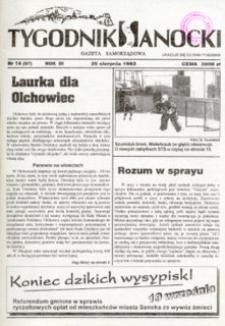 Tygodnik Sanocki, 1993, nr 14