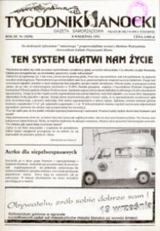 Tygodnik Sanocki, 1993, nr 15