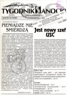 Tygodnik Sanocki, 1993, nr 17