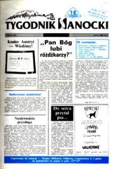 Tygodnik Sanocki, 1993, nr 22