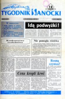 Tygodnik Sanocki, 1993, nr 23