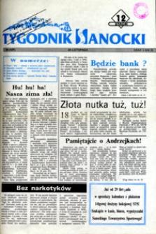 Tygodnik Sanocki, 1993, nr 24