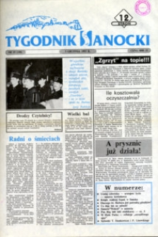 Tygodnik Sanocki, 1993, nr 25
