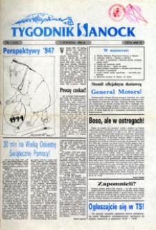 Tygodnik Sanocki, 1994, nr 1