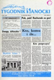 Tygodnik Sanocki, 1994, nr 3