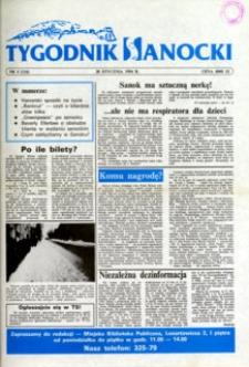 Tygodnik Sanocki, 1994, nr 4