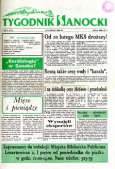 Tygodnik Sanocki, 1994, nr 5