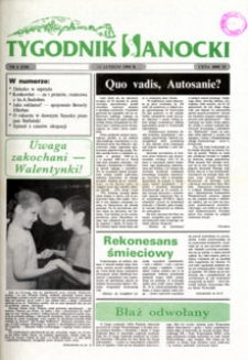 Tygodnik Sanocki, 1994, nr 6