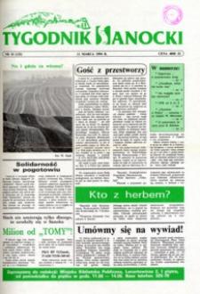 Tygodnik Sanocki, 1994, nr 10