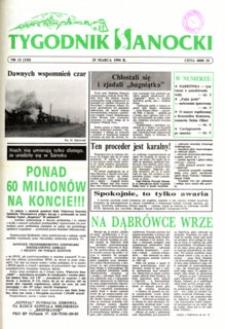 Tygodnik Sanocki, 1994, nr 12