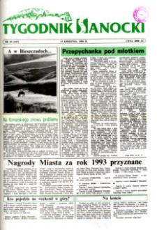 Tygodnik Sanocki, 1994, nr 15