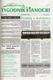 Tygodnik Sanocki, 1994, nr 17