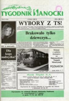 Tygodnik Sanocki, 1994, nr 19