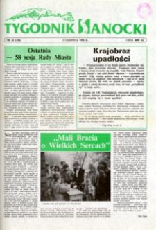 Tygodnik Sanocki, 1994, nr 22