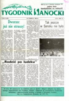 Tygodnik Sanocki, 1994, nr 23