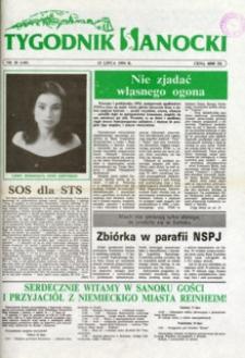 Tygodnik Sanocki, 1994, nr 28