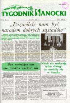 Tygodnik Sanocki, 1994, nr 29