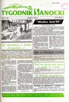Tygodnik Sanocki, 1994, nr 31