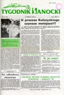 Tygodnik Sanocki, 1994, nr 32