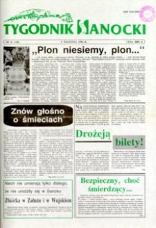 Tygodnik Sanocki, 1994, nr 36