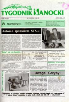 Tygodnik Sanocki, 1994, nr 39