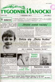 Tygodnik Sanocki, 1994, nr 40