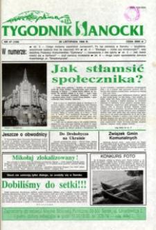 Tygodnik Sanocki, 1994, nr 47