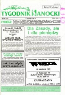 Tygodnik Sanocki, 1994, nr 49