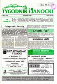 Tygodnik Sanocki, 1994, nr 50