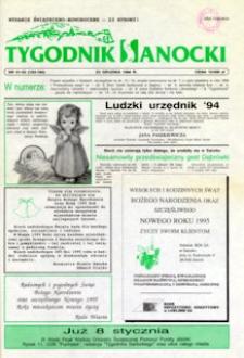 Tygodnik Sanocki, 1994, nr 51-52