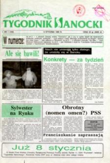 Tygodnik Sanocki, 1995, nr 1