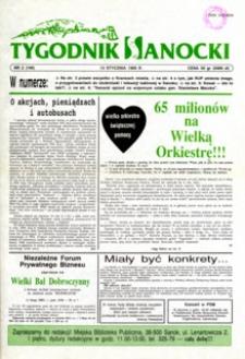 Tygodnik Sanocki, 1995, nr 2