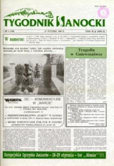 Tygodnik Sanocki, 1995, nr 4