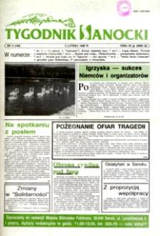 Tygodnik Sanocki, 1995, nr 5