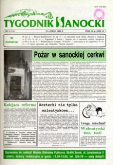 Tygodnik Sanocki, 1995, nr 6