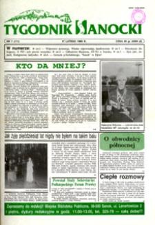 Tygodnik Sanocki, 1995, nr 7