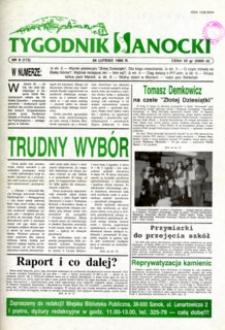 Tygodnik Sanocki, 1995, nr 8