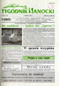 Tygodnik Sanocki, 1995, nr 11
