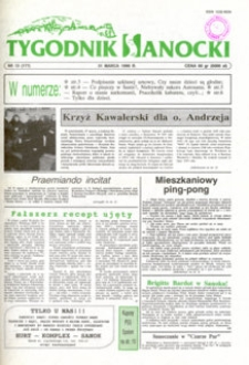 Tygodnik Sanocki, 1995, nr 13