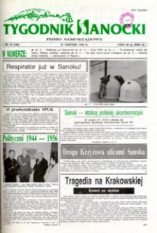 Tygodnik Sanocki, 1995, nr 16