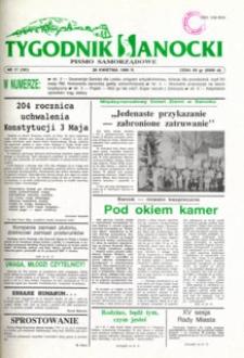 Tygodnik Sanocki, 1995, nr 17