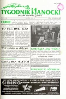 Tygodnik Sanocki, 1995, nr 19