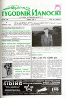 Tygodnik Sanocki, 1995, nr 20