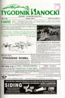 Tygodnik Sanocki, 1995, nr 21